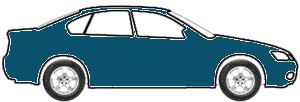 Indigo Metallic  touch up paint for 2001 Oldsmobile Bravada