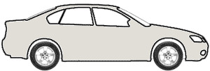 Iridium Silver Metallic touch up paint for 2012 Mercedes-Benz G-Class