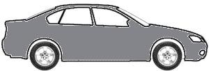 Kaiser Silver Metallic  touch up paint for 1987 Dodge Vista Wagon