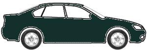 Laguna Green Pearl Metallic  touch up paint for 1990 BMW 635CSI