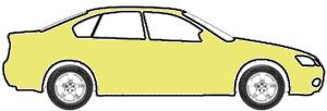 Lemon Yellow touch up paint for 1972 Volkswagen Sedan