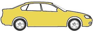 Lemon Yellow touch up paint for 1979 Volkswagen Sedan