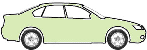 Light Green touch up paint for 2001 Toyota Corolla