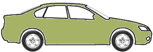 Light Green Metallic  touch up paint for 2008 Hyundai Accent