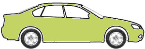 Light Green Poly touch up paint for 1975 Chevrolet All Other Models