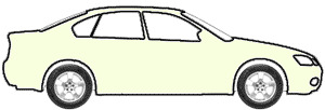 Light Ivory touch up paint for 1970 Volkswagen All Other Models