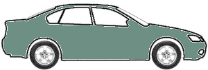 Light Pine Green Metallic  touch up paint for 1998 Ford Windstar