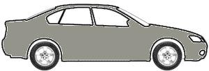 Light Steel Grey (Interior) touch up paint for 2011 Chevrolet Corvette