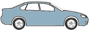 Light Stellar Blue Metallic  touch up paint for 1998 Oldsmobile Bravada