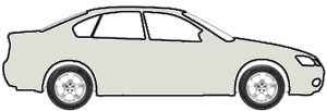 Light Tarnished Silver Metallic  touch up paint for 2004 Oldsmobile Bravada