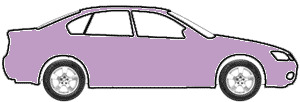 Lilac Metallic  touch up paint for 2006 Fleetwood Motorhome