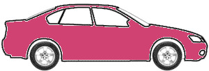 Magenta Metallic  touch up paint for 1993 Chevrolet Geo Storm