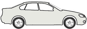 Magno Platin Metallic (matt) touch up paint for 2015 Mercedes-Benz G-Class