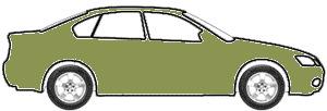Manilla Green touch up paint for 1977 Volkswagen Sedan