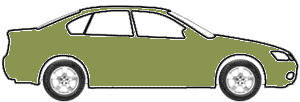 Manilla Green touch up paint for 1978 Volkswagen Sedan