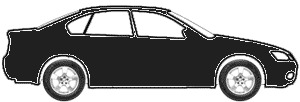 Mat. Black touch up paint for 1980 Dodge Colt