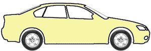 Meadow Lark Yellow touch up paint for 1969 Ford Thunderbird