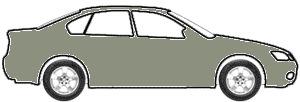 Medium Dark Lichen Metallic  touch up paint for 1997 Oldsmobile Cutlass