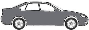 Medium Gray Silver Metallic touch up paint for 1981 GMC Medium Duty