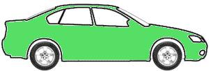 Medium Green Metallic  touch up paint for 1995 Chevrolet Geo Metro