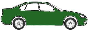 Medium Green Pri Metallic  touch up paint for 2001 GMC Savana