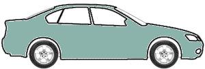 Medium Jade Metallic touch up paint for 1977 Ford Thunderbird