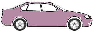 Medium Lavender Metallic  (2-tone) touch up paint for 1988 Nissan Maxima