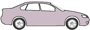 Medium Orchid Poly touch up paint for 1969 Lincoln M III
