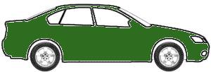 Medium Sage Green Metallic touch up paint for 2016 Fleetwood Motorhome