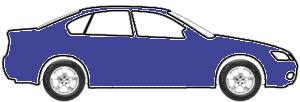 Medium Stellar Blue Metallic  touch up paint for 1996 GMC Safari