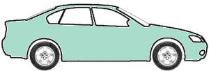 Mint Green touch up paint for 1957 Buick All Models
