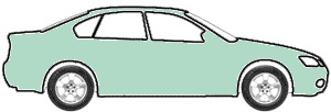 Mint Green  touch up paint for 2004 Ford Thunderbird