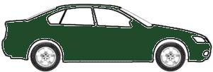 Periclase Green Metallic touch up paint for 2017 Mercedes-Benz G-Class