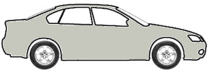 Pewter Gray Metallic  touch up paint for 1987 Volkswagen Scirocco