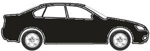 Phantom Black Pearl touch up paint for 2007 Audi S4 Avant