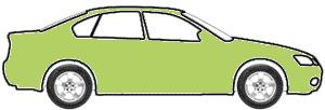 Plasma Green Metallic touch up paint for 2015 Subaru XV Crosstek