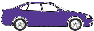 Purple Opal Metallic  touch up paint for 1997 Toyota Celica