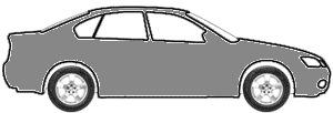 Quartz (matt) Metallic touch up paint for 1993 Dodge Caravan