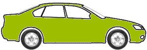 Ravenna Green touch up paint for 1973 Volkswagen Sedan
