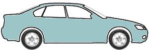 Regatta Blue Metallic  touch up paint for 1983 Volkswagen Jetta