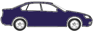 Royal Blue touch up paint for 1966 Triumph All Models