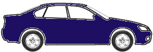 Royal Blue Pearl  touch up paint for 2007 Honda Civic