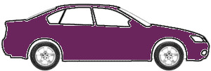Royal Plum Pearl Metallic  touch up paint for 1994 Ford Probe