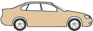 Sahara Gold Metallic  touch up paint for 1990 Mitsubishi Sigma