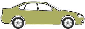 Santiago Green  Metallic  touch up paint for 1994 Dodge Colt Vista
