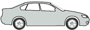 Satin Silver Metallic  touch up paint for 1992 Volkswagen Corrado