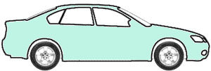 Seafoam Green touch up paint for 1961 Chevrolet All Other Models