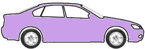 Secret Lavender Metallic touch up paint for 2013 Chevrolet Spark