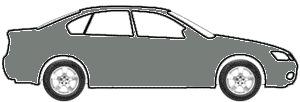 Selenite Gray Metallic touch up paint for 2018 Mercedes-Benz E-Class
