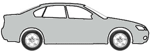 Silver Metallic  touch up paint for 1983 Toyota Corolla